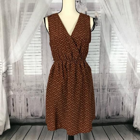 e5893853e6e Blu Pepper Dresses   Skirts - Blu Pepper Bow   Polkadot Printed Dress